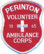 Perinton Volunteer Ambulance Corps.